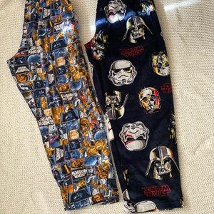 Star Wars Pajama Pants Bundle